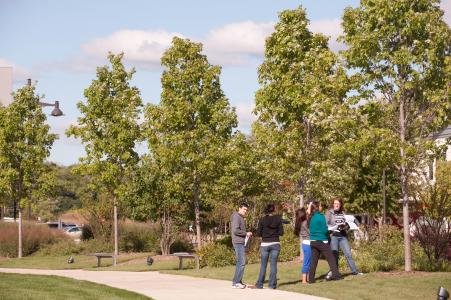 Moraine Valley Community College grounds