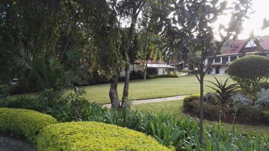Brackenhurst Botanic Garden