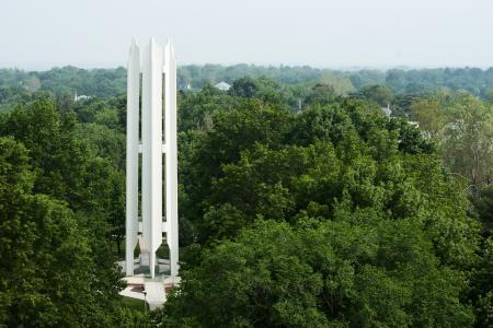 Missouri Arboretum - campus trees
