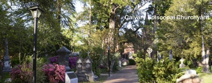 Calvary Episcopal Churchyard